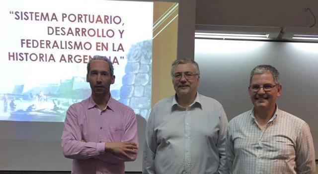 Tercer reunión 2016 del Núcleo de Historia de Ciudades Portuarias Regionales.
