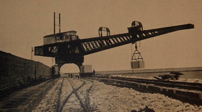 Modernisation de rivages techniques entre l'Argentine et la France : les ports de Rosario, Arroyo Pareja, Mar del Plata et Quequén (1900-1930)